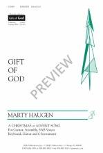 Gift of God Music Book