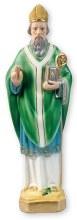 St Patrick Plaster Statue (20cm)