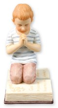 Praying Boy Veronese Statue (13cm)