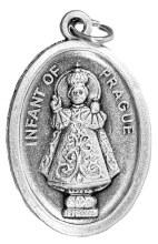 Child of Prague Medal
