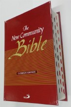 New Community Bible, Pocket, Standard, Hardback