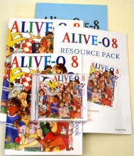 AliveO 8 Kit D No DVD w/ CD