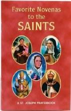 Favourite Novenas to the Saints