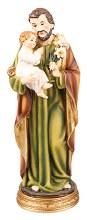 56962 St Joseph Renaissance Statue 20cm
