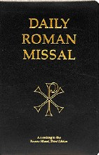 Daily Roman Missal Black