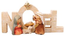 Noel Childrems Nativity Sign (6cm)