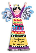 Best Friends Artmetal Angel 13cm