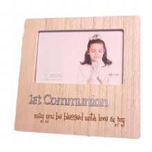 First Holy Communion Frame holds 6 x 4 photo