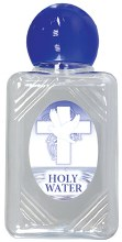 Plastic Lourdes Holy Water Bottle