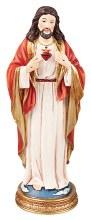Sacred Heart Renaissance Statue (13cm)