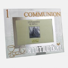 First Holy Communion 3D Words Frame