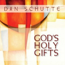 God's Holy Gifts musicbook