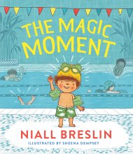 OP - The Magic Moment, Hardback, paper available