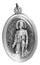 St Peregrine Medal
