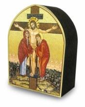 Crucifixtion Icon 6 x 8cm