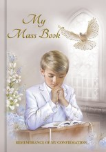 Boy Confirmation Prayer Book