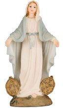 Miraculous Statue (14cm)