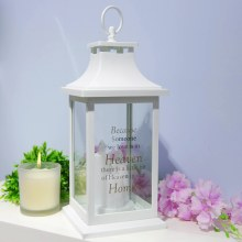 TY128HM Heaven In Our Home Lantern