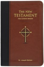 NCV New Testament, Brown, Imitation Leather