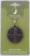 Celtic Love Cross Decoration