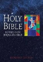 Revised New Jerusalem Bible Readers paper Night