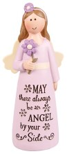 NLA  39530 Angel By Your Side Message Angel 10cm