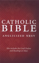 Catholic Bible, Anglicized NRSV with Grail Psalms