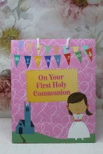 Girl First Holy Communion Gift bag