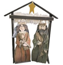 Marys Boy Child Nativity Scene