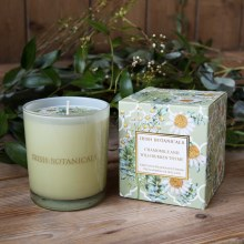 Chamomile and Wild Burren Thyme candle