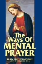 Ways of Mental Prayer