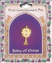 Communion Chalice Brooch