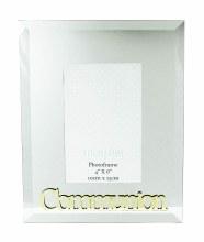 First Communion Mirror Photoframe