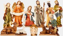 Glory Be Nativity Set - 60cm