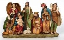 Nativity Scene (25cm)
