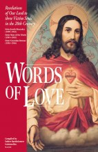 Words of Love Revelations of Our Lord