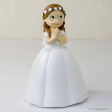 First Holy Communion Girl Figure