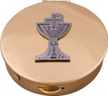 Chalice Design Pyx (12 hosts)