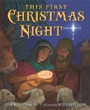 This First Christmas Night board book