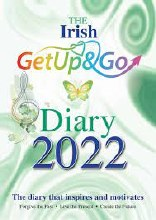 2022 Irish Get Up and Go Diary padded hardcover