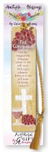 First Holy Communion Artmetal Bookmark