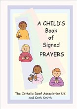 A Child's Book of Signed Prayers