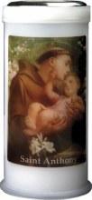 St. Anthony Pillar Candle