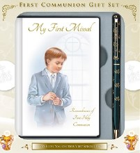 Boy First Holy Communion Giftset