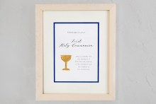 A Special Day Boy First Holy Communion Frame