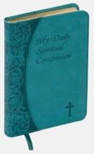 My Daily Spiritual Companion, Green, Imitation Lea