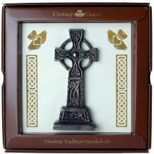 Celtic Cross Plaque (16 x 16cm)