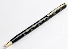 First Holy Communion Pen Black with Gold
