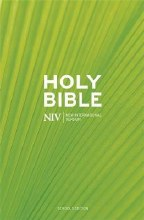 RUC ND - NIV Schools Bible Hardback