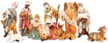 Gloria Excelsis Outdoor Nativity Figures (25cm)